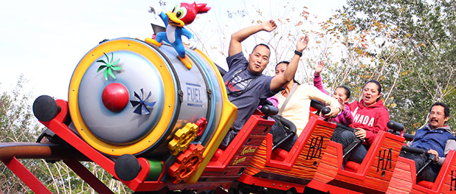 Orlando, FL, is theme park central and has more of them than any other place in the world.