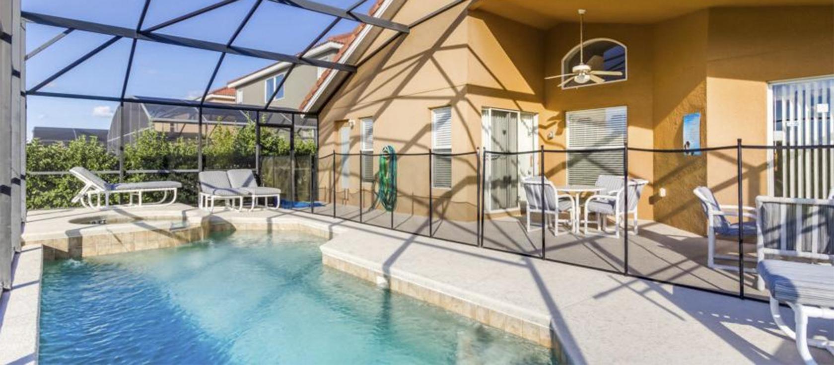 Villa Carter, Aviana Resort, Davenport